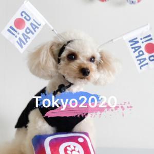 わんこも応援!Tokyo 2020