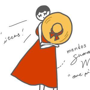 ゆるミニマリスト女の夏服の数は6枚&ワンピースだけ(2021年夏)