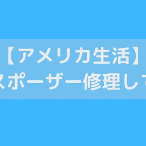 【DIY】ディスポーザー修理してみた【アメリカ生活】