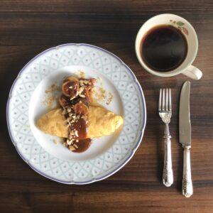 Omelette 1000days Challenge 1000/0029