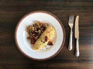 Omelette 1000days Challenge 1000/0031