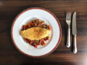 Omelette 1000days Challenge 1000/0032
