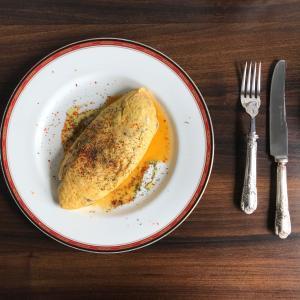 Omelette 1000days Challenge 1000/0037