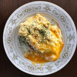 Omelette 1000days Challenge 1000/0044