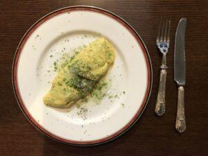 Omelette 1000days Challenge 1000/0048