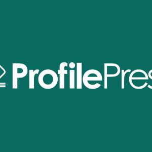 ProfilePress – ログイン・登録・プロフィール