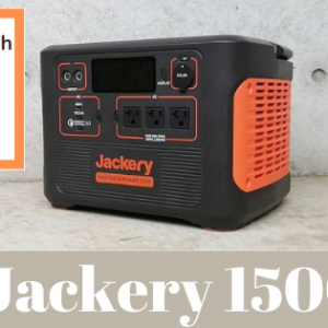 実機レビュー【Jackery Ace1500】スゴイポータブル電源を徹底解説│詳しく測定