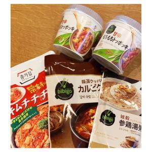 大好きな韓国料理