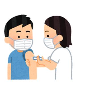 ワクチン接種(1回目)に行ってきました。接種の流れと打った後の感覚。