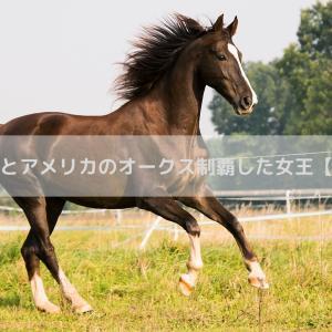 【競馬】日本とアメリカのオークス制覇した女王【シーザリオ】