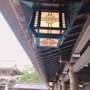 大好きな寒川神社