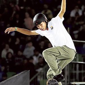 宮崎生まれの英代表スカイ・ブラウン 銅メダル「私の故郷で幸せ」