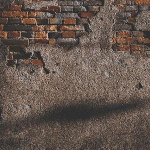 壁期の壁は後ろにある