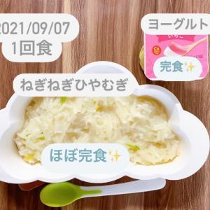 【168日目】離乳食記録