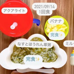 【175日目】離乳食記録