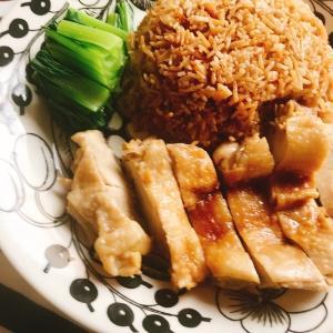 さらにおいしく、高級香り米でパラパラ食感「ホットクックで作るしょうゆカオマンガイ風鶏ご飯~バスマティ米編」