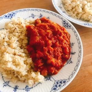 本格スパイス豆カレーをヘルシオで煮こむ!「ヘルシオで作るベイクドチャナマサラ」