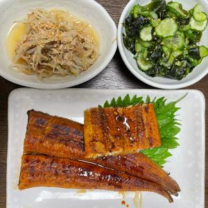 【7日目】ダイエット開始から初の週末はウナギ♡