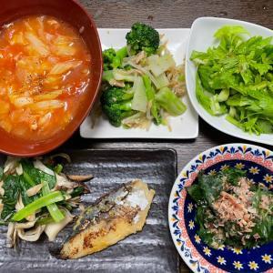 【30日目】たっぷり夕食でも前日より体重減!!