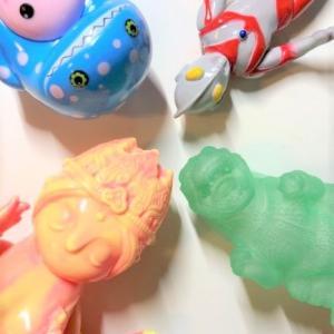 【コレクション】アート?玩具?デザイナーズソフビの世界