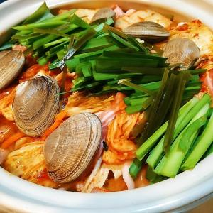 キムチ鍋とカヴァ
