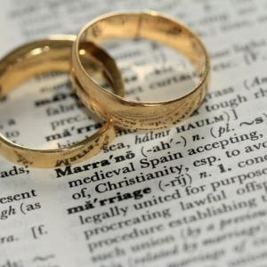 離婚を想定した結婚