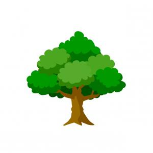 心の原風景としての老木