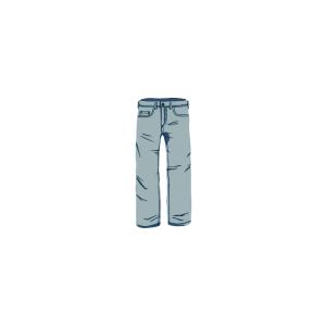 底が浅いポケットが付いているズボンが現代で生き残るためには