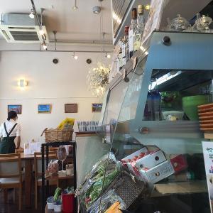 半蔵門線 清澄白河駅近く 落ち着けるオーガニックカフェ 「LSCafe エルエスカフェ」