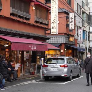 角を曲がるたび味のある建物や粋な店に出会う、日本橋 人形町を散策