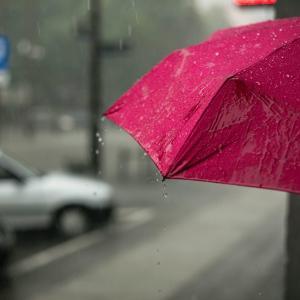 【ランニングの記録】雨の中を走ってきたらとても走りにくかったです・・