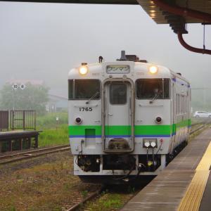 2021.07 根室本線普通列車の旅 その2(白糠→帯広)