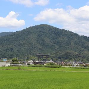 やっぱり大神神社(奈良県・自転車旅)
