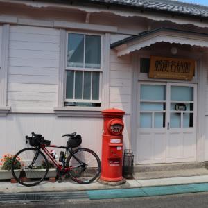 灼熱のひまわりポタリング(奈良県五條市上野公園)