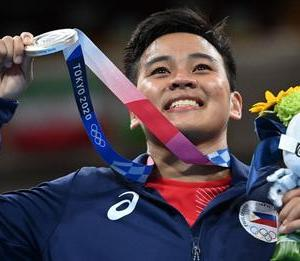 東京オリンピック - フィリピン2つ目のメダルは銀メダル!
