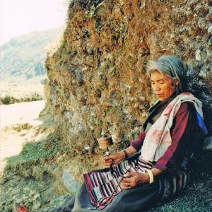 足の向くまま歩いたら・・・異世界に迷い込む  in Nepal