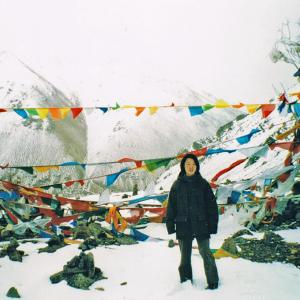 標高5500m…高山病から順応するまで in チベット