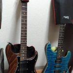 ギターの録音機材を整える