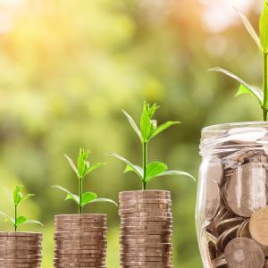 配当金の目標を設定する