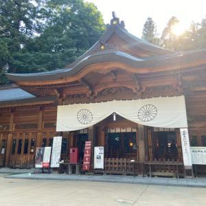【安曇野紹介】穂高神社に行ってきました!