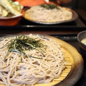 202107草津温泉旅行その11(寄り道しつつ、美味しいお蕎麦屋あおやまへ)