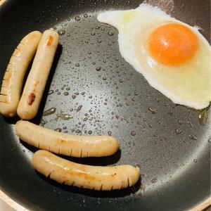 【レシピじゃない】簡単朝ごはん!