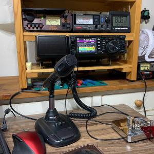 MY RIG(=当局のアマチュア無線機)