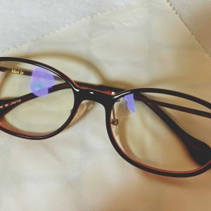 メガネと商品券