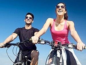 適度な運動後は楽しい休養