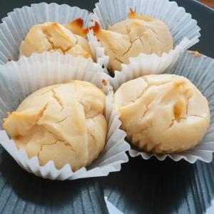 米粉で作るシンプルなマフィンのレシピ!もちもち美味しい!!