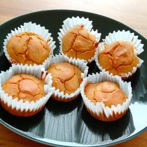 米粉で作る、きな粉マフィン【レシピ】バター不要
