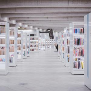 図書館利用法。お金を使わず知識が得られる、心が満足する場所。