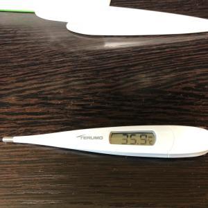 体温計を買い増した