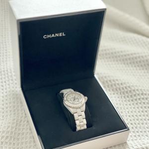 【トケマッチの評判は?】自宅に眠ってる腕時計 CHANEL J12 を実際に貸してみた
